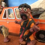 Bush Mechanics Claymation using iPads