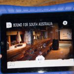 Bound for South Australia Digital iPad Inquiry