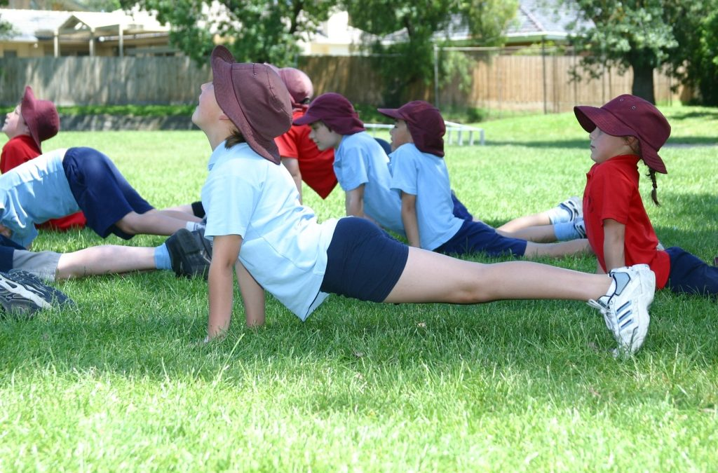 Movement, Mindfulness and Wellbeing in Adelaide Botanic Garden: Schools event